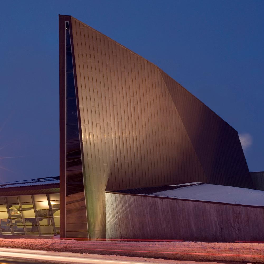 Flynn Ottawa war museum